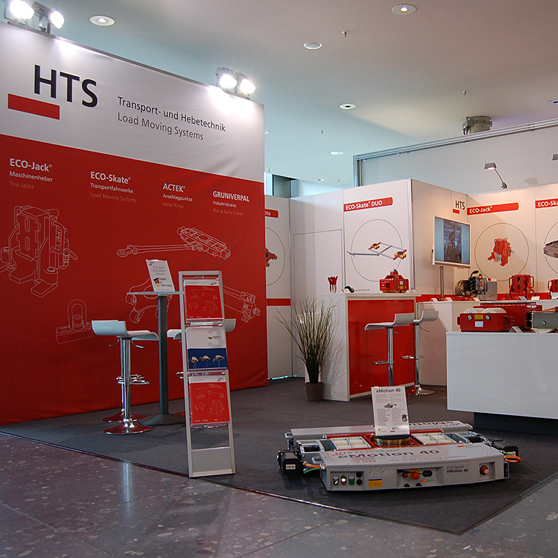 HTS Direct booth