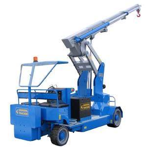 Minidrel Crane