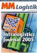 MM Logistik Intralogistik Journal cover