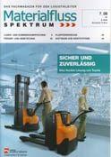 Materialfluss SPEKTRUM cover