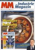 Maschinenmarkt cover