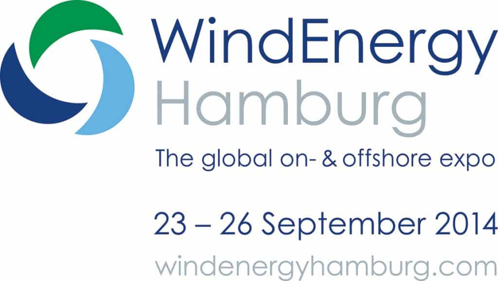 WindEnergy Hamburg Logo
