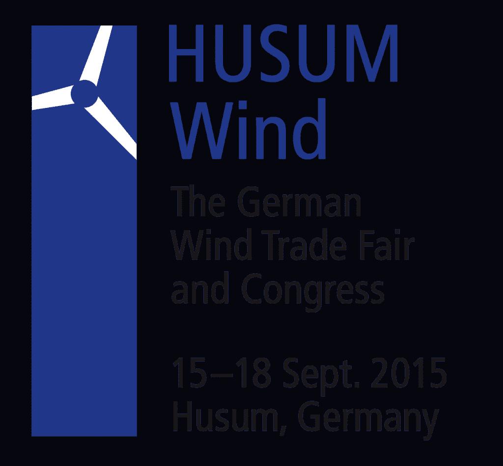 HUSUM Wind Logo