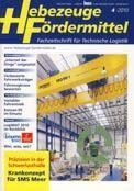 HF Magazine cover