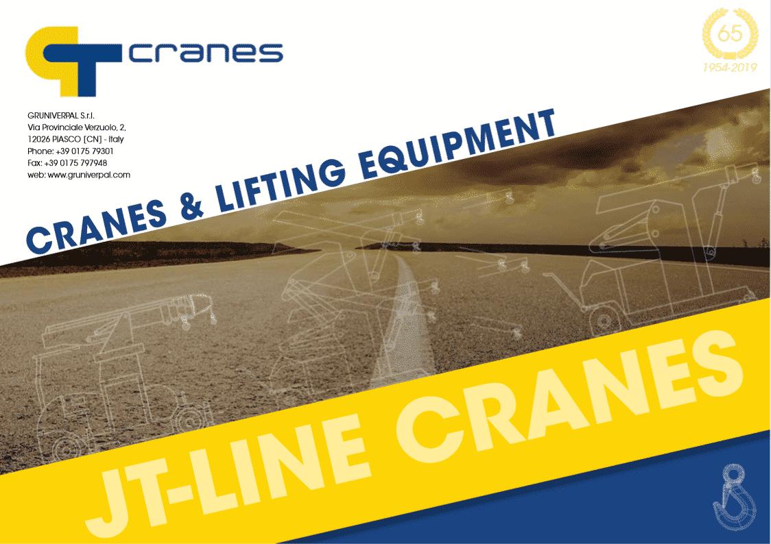 JT-Line Cranes