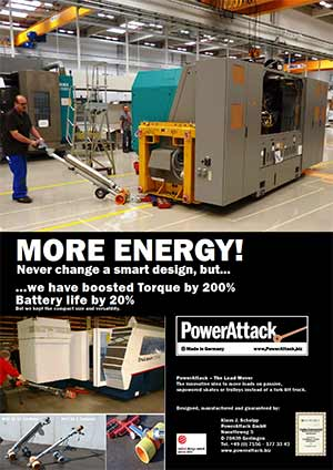 Power attack brochure