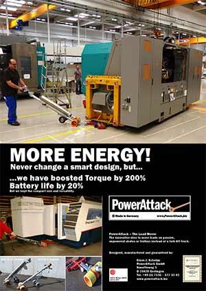 Power attack brochure