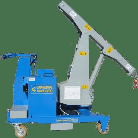 HTS Direct Crane